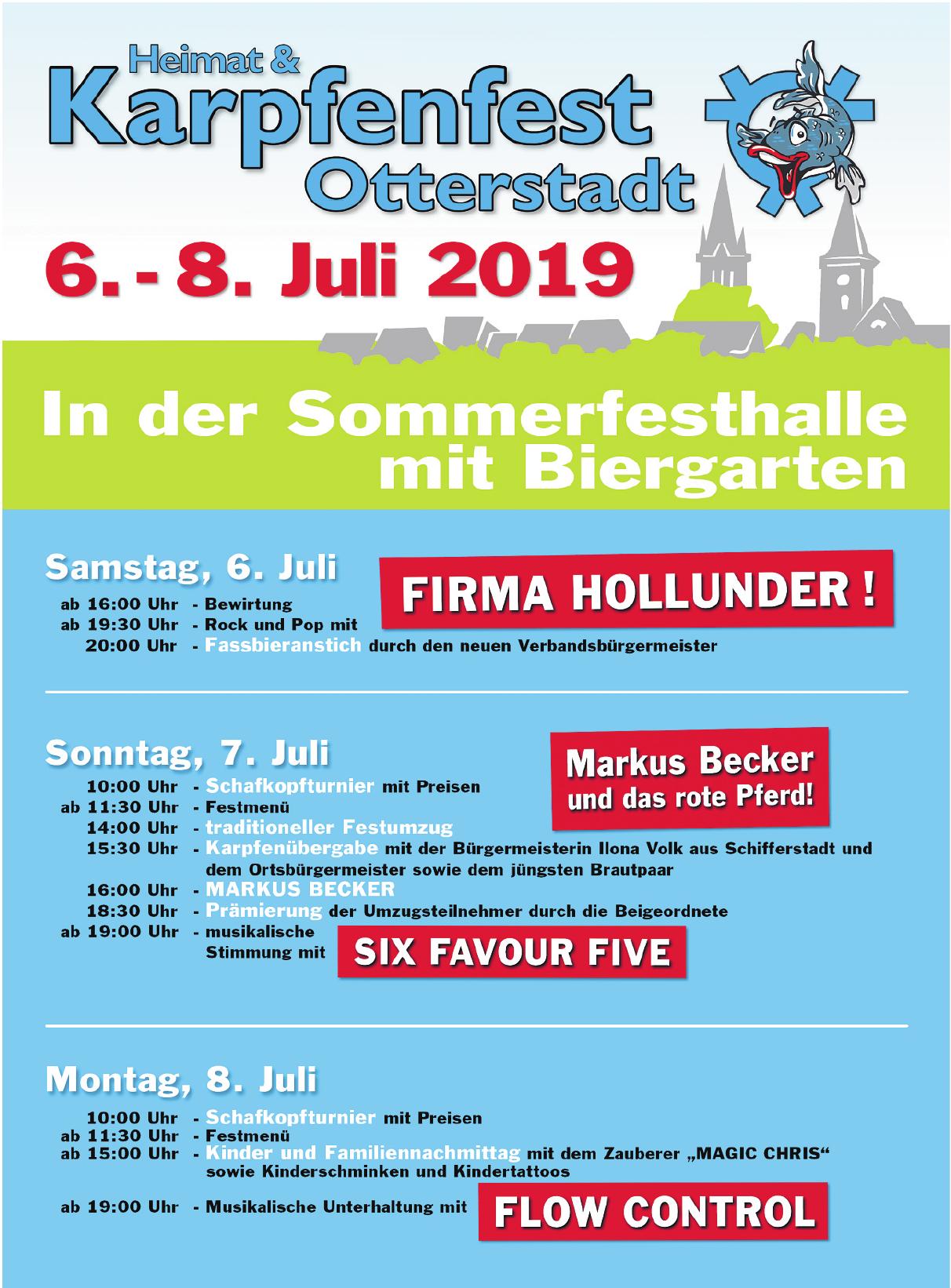 Heimat & Karpfenfest Otterstadt