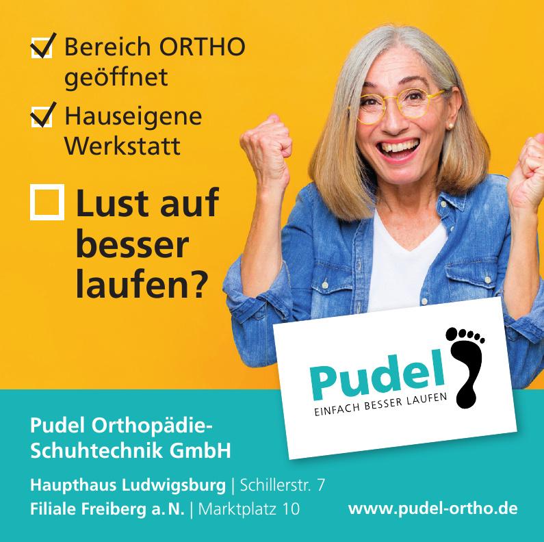 Pudel Orthopädie-Schuhtechnik GmbH