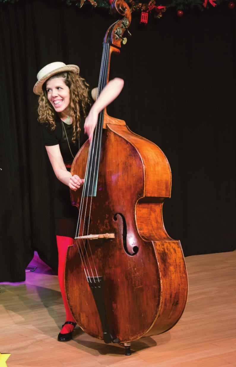 Die Elbwichtel zeigen klassische Musik mit ganz viel Spaß. Foto: Ursula Klepper