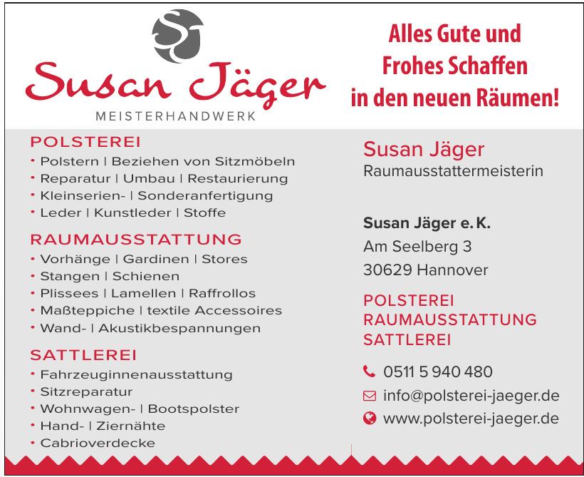 Susan Jäger e. K.
