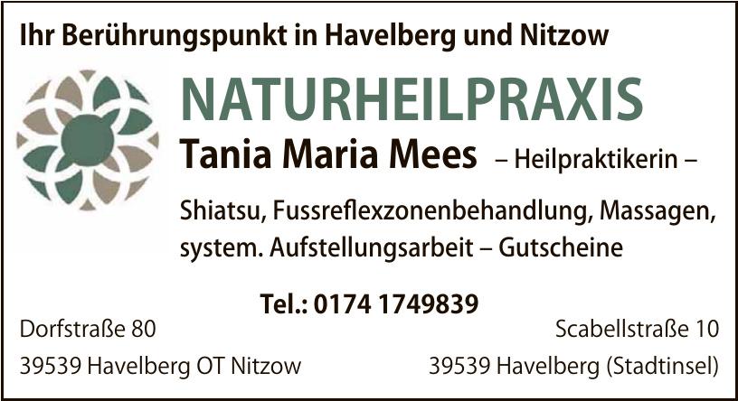 Naturheilpraxis Tania Maria Mees