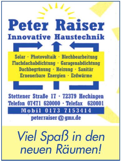 Peter Raiser