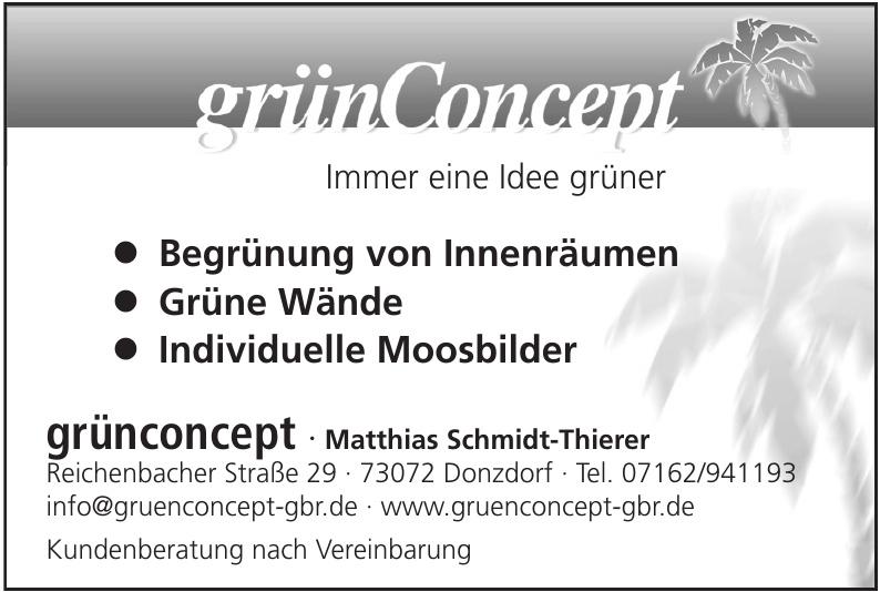 grünconcept