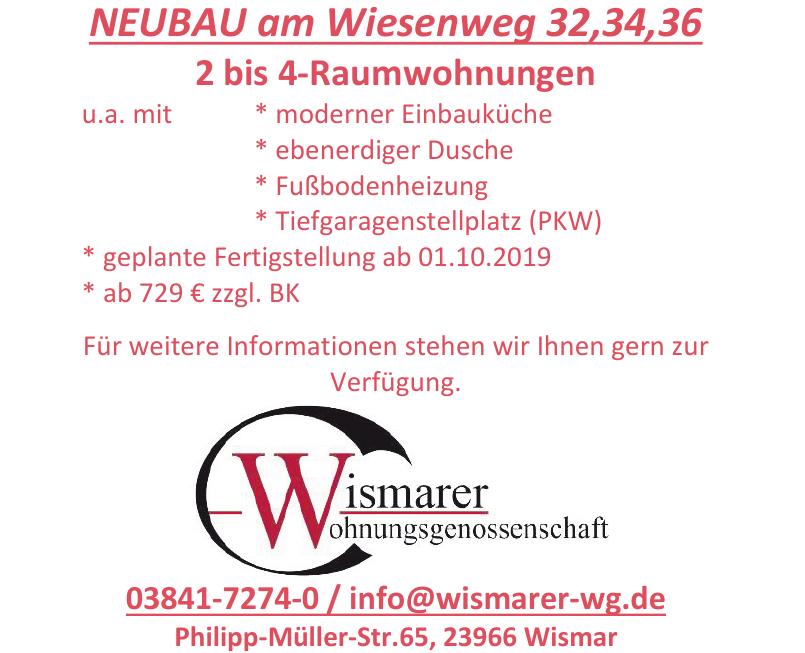 Wismarer Wohnungsgenossenschaft eG