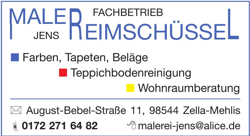Malerfachbetrieb Jens Reimschüssel