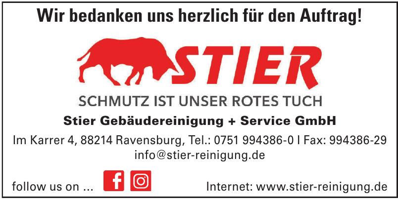 Stier Gebäudereinigung + Service GmbH