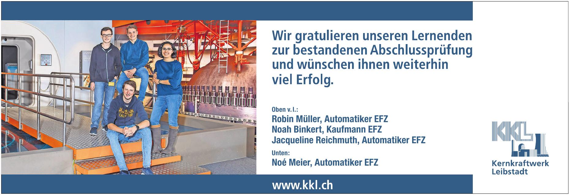 KKL Kernkraftwerk Leibstadt