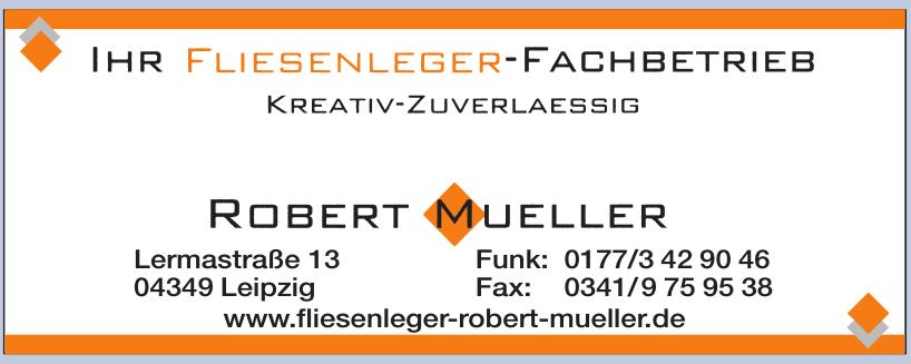 Fliesenleger-Fachbetrieb Robert Mueller