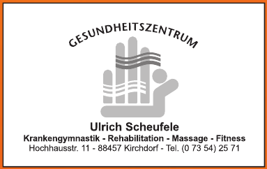 Ulrich Scheufele
