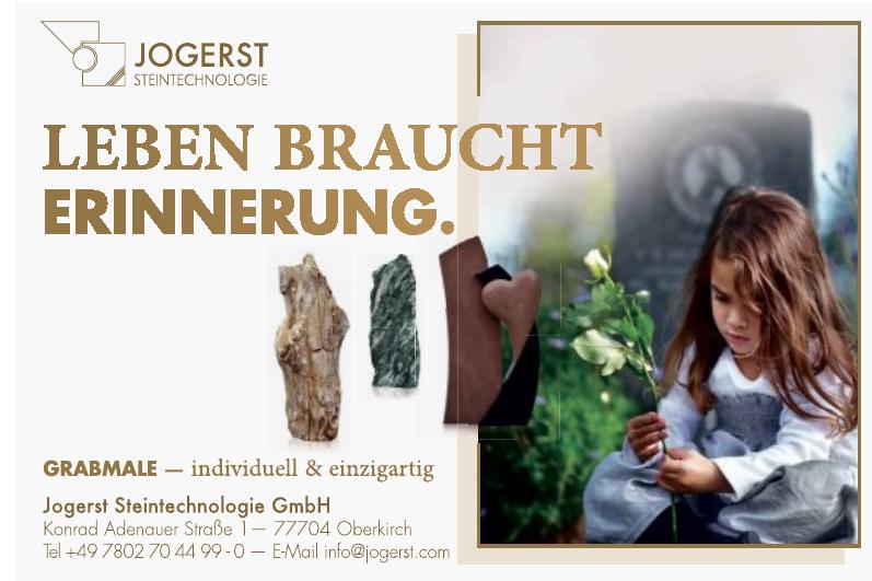 Jogerst Steintechnologie GmbH