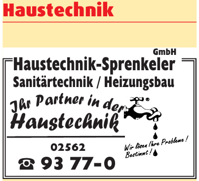 Haustechnik-Sprenkeler GmbH