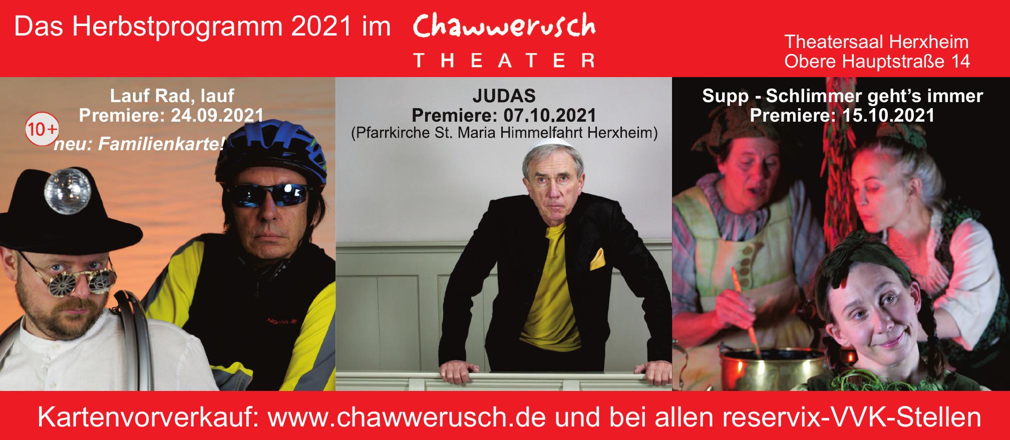 Chawwerusch Theatersaal