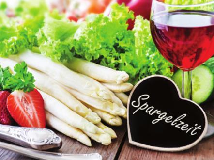 Frische Weiß- und Rosé-Weine zum Spargel Image 1