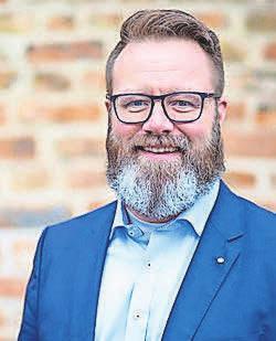 Claus Ruhe Madsen. Foto: Ecki Raff
