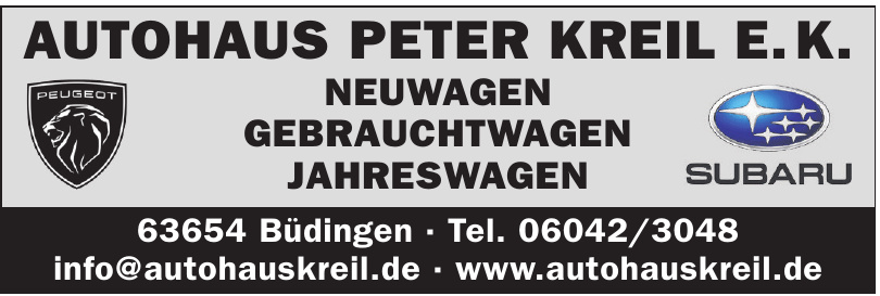 Autohaus Peter Kreil e.K.