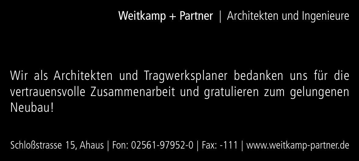 Weitkamp + Partner Architekten und Ingenieure