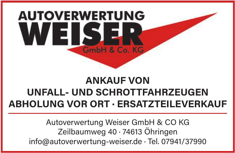 Autoverwertung Weiser GmbH & CO KG