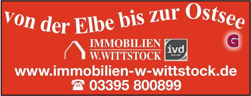 Immobilien W. Wittstock