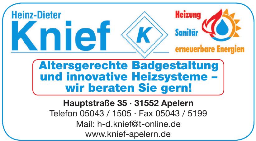 Heinz-Dieter Knief
