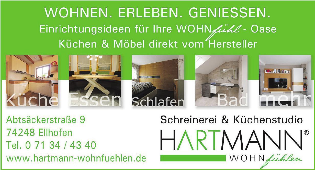 Hartmann WOHNfühlen