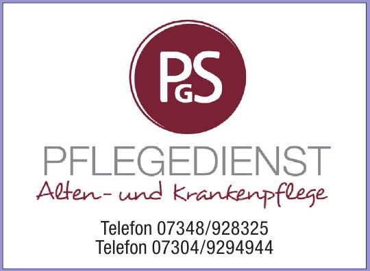 PGS Pflegedienst Alten- und Krankenpflege