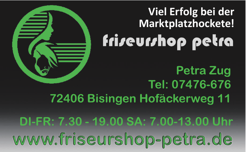 Friseuschop Petra Zug