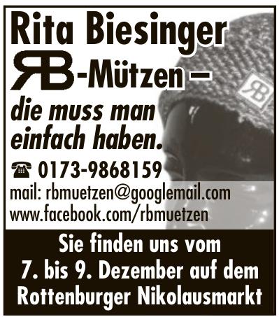 Rita Biesinger