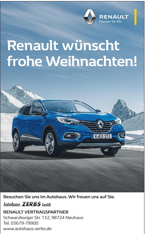 Autohaus Zerbs GmbH