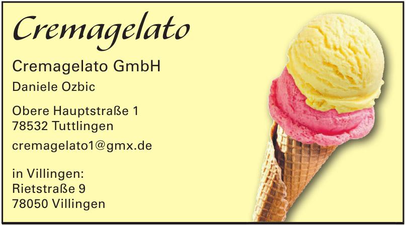 Cremagelato GmbH