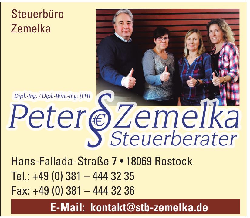 Peter Zemelka Steuerberater