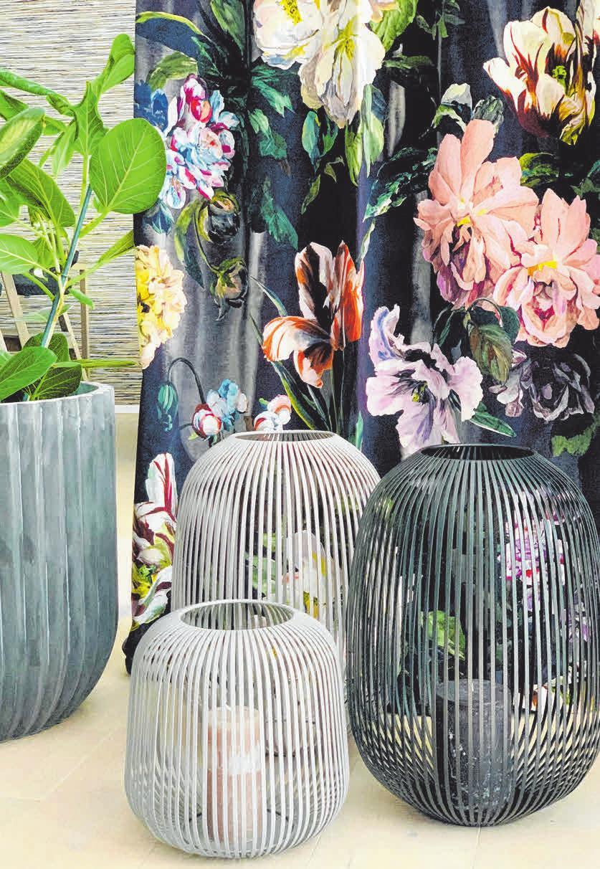 Stimmungsvolle Indoorlichter bei Abele Ambiente FOTO: ABELE AMBIENTE