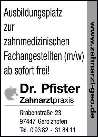 Dr. Pfister - Zahnarztpraxis