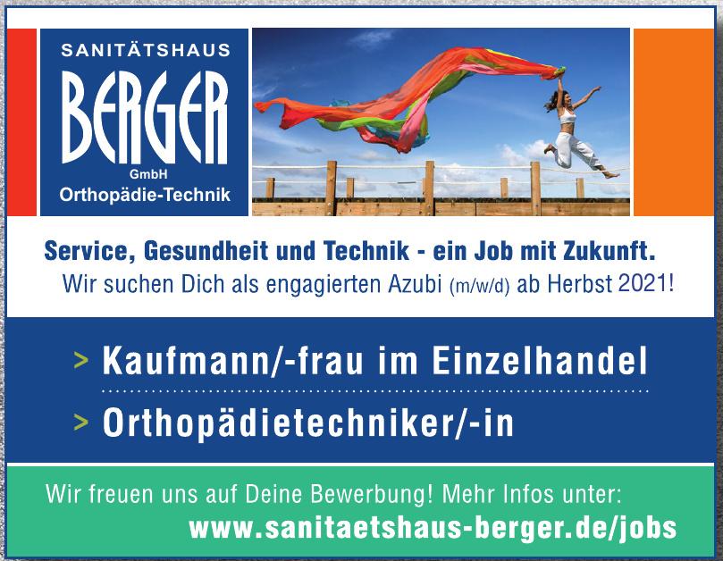 Sanitätshaus Berger GmbH