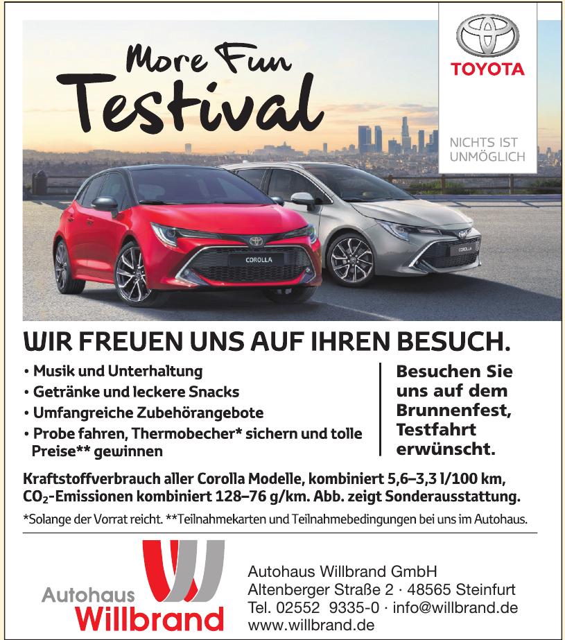 Autohaus Willbrand GmbH