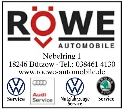 Röwe Automobile