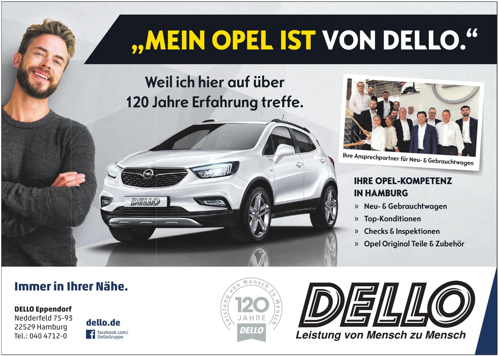 DELLO Eppendorf