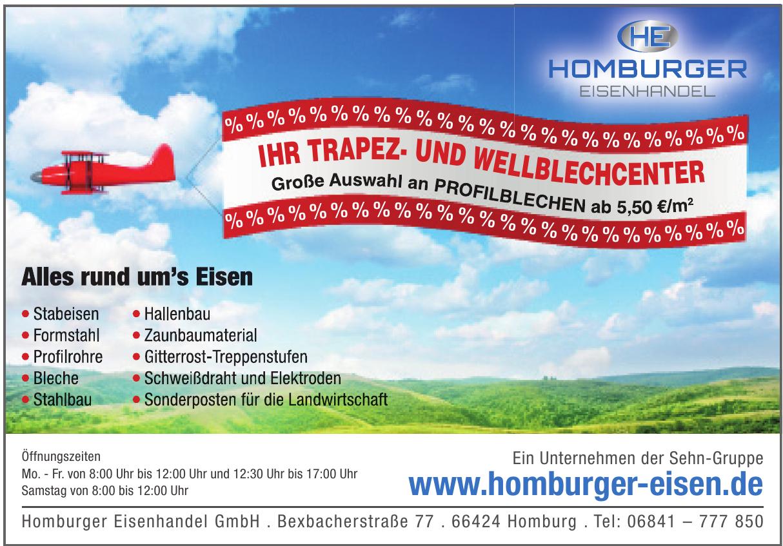 Homburger Eisenhandel GmbH