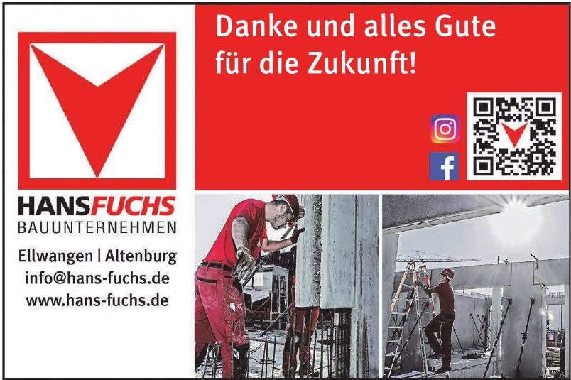 Hans Fuchs