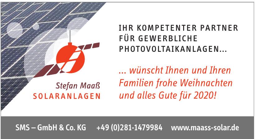 SMS – GmbH & Co. KG