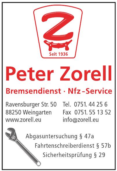 Peter Zorell