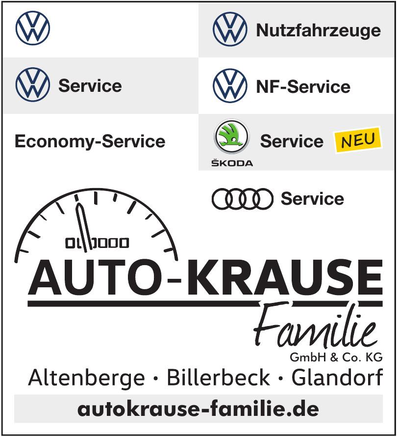 Auto-Krause Familie GmbH & Co. KG
