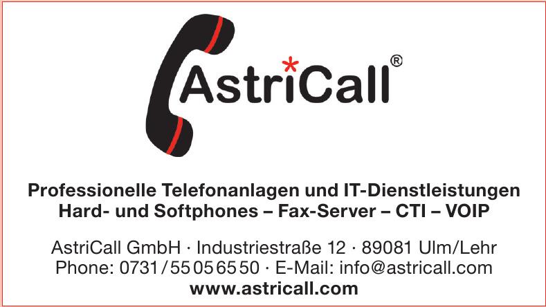 AstriCall GmbH