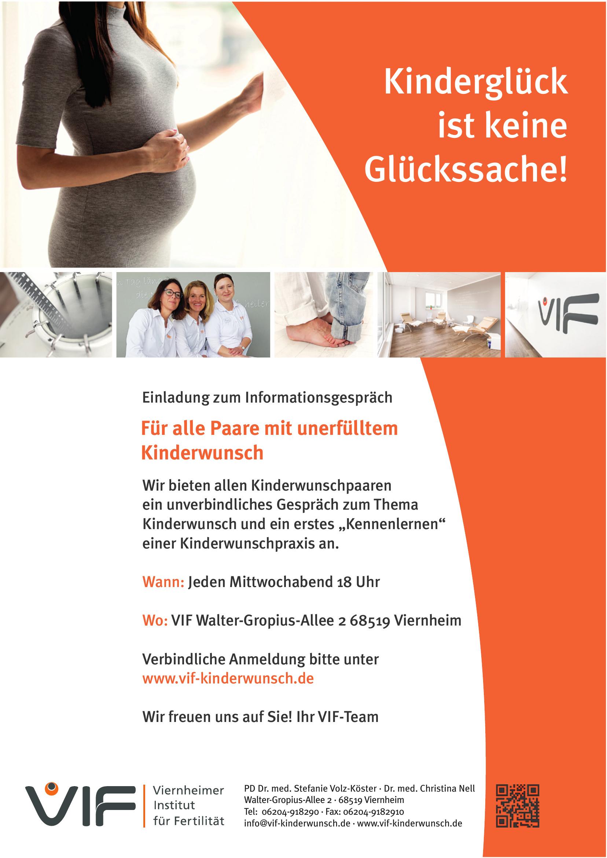 VIF Viernheimer Institut für Fertilität