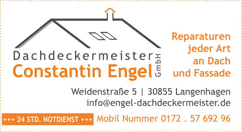 Dachdeckermeister Constantin Engel GmbH