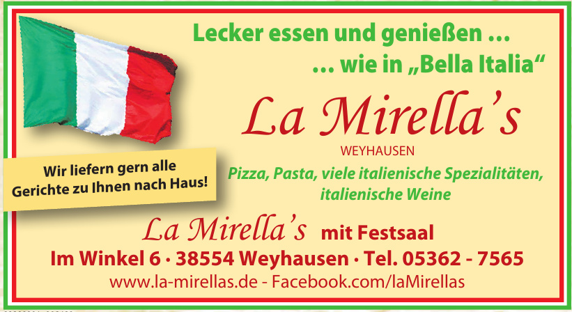 La Mirella's