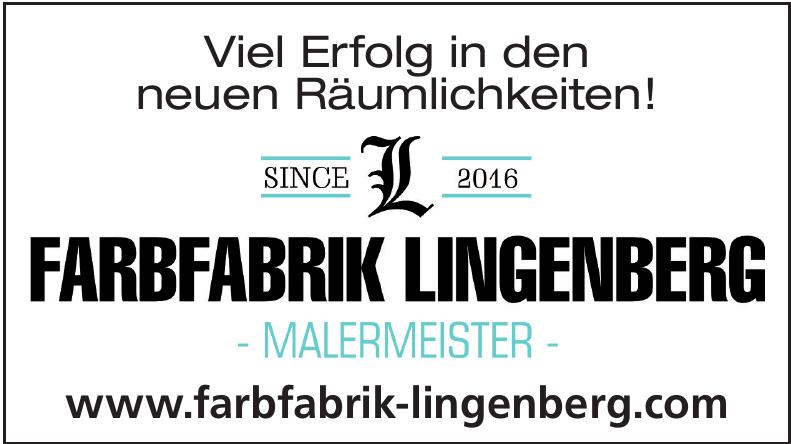 Farbfabrik Lingenberg