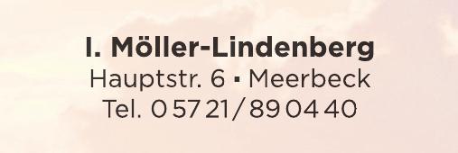 I. Möller-Lindenberg