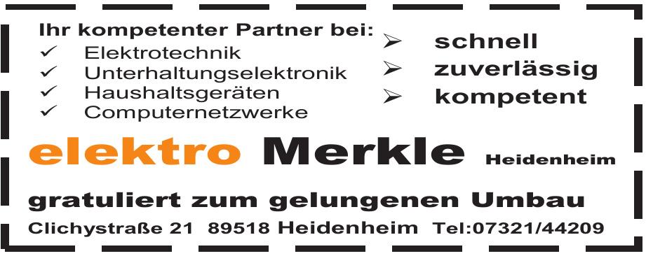 Elektro Merkle