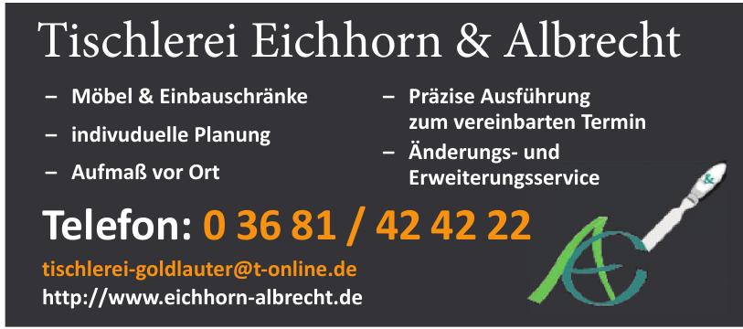 Tischlerei Eichhorn & Albrecht
