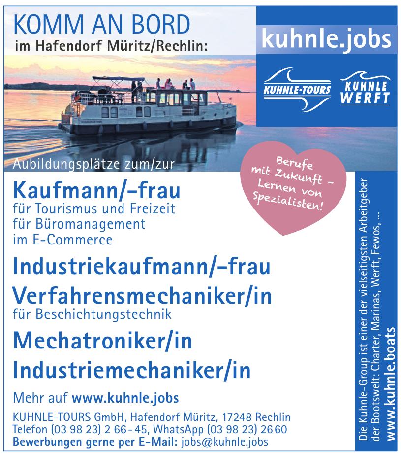 KUHNLE-TOURS GmbH